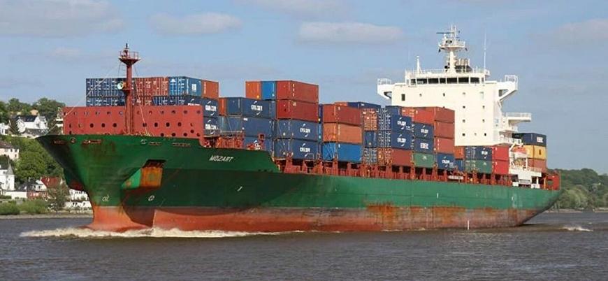 Nijerya açıklarında kaçırılan Türk gemisi Gabon'a demirledi