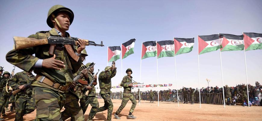 Polisario Cephesi'nden Batı Sahra'da Fas güçlerine saldırı