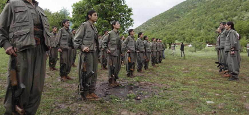 """""""İran destekli Şii Haşdi Şabi, Sincar'daki PKK'lıları maaşa bağladı"""""""