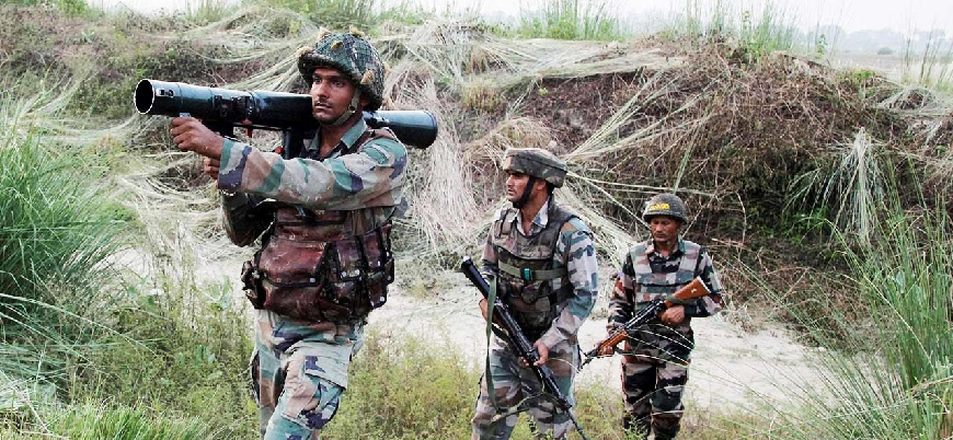 Çin-Hindistan sınırında çatışma