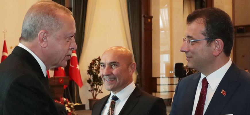 """""""Cumhurbaşkanlığında Erdoğan'ın en yakın rakibi İmamoğlu"""""""