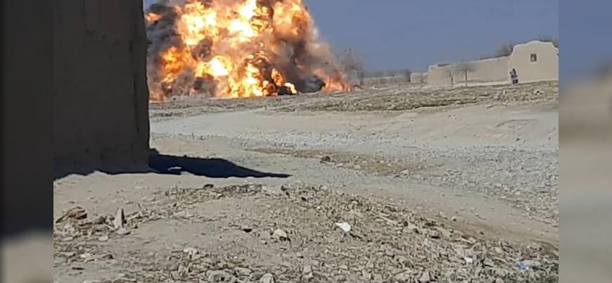 Kandahar'da hükümet güçlerine bombalı araç saldırısı