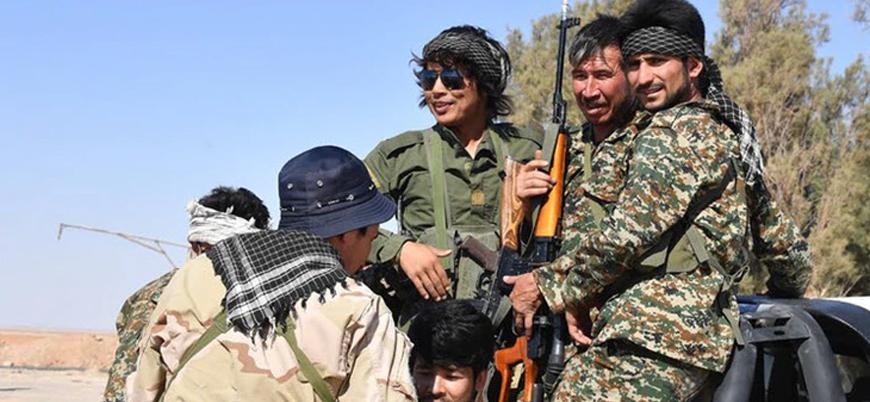 Rusya destekli Esed rejiminden İranlı Şii milislere operasyon