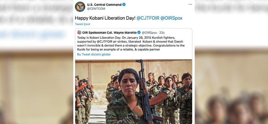 ABD yeni dönemde de Suriye'de YPG'yi desteklemeyi sürdürecek