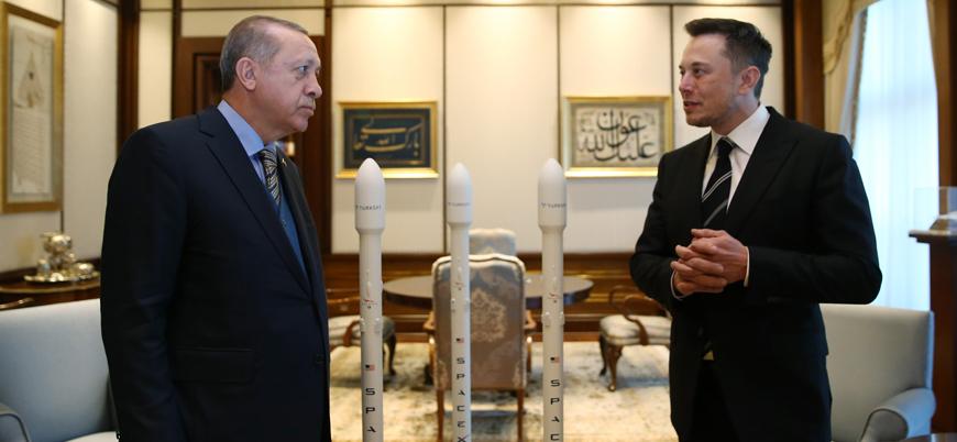 Erdoğan Elon Musk ile telefonda görüştü