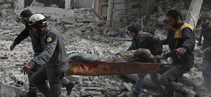 2019-2020 yıllarında Suriye'de hangi taraf kaç sivil öldürdü?