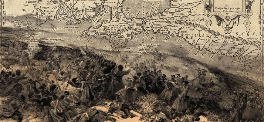 Geçmişten bugüne Kırım tarihi (1)
