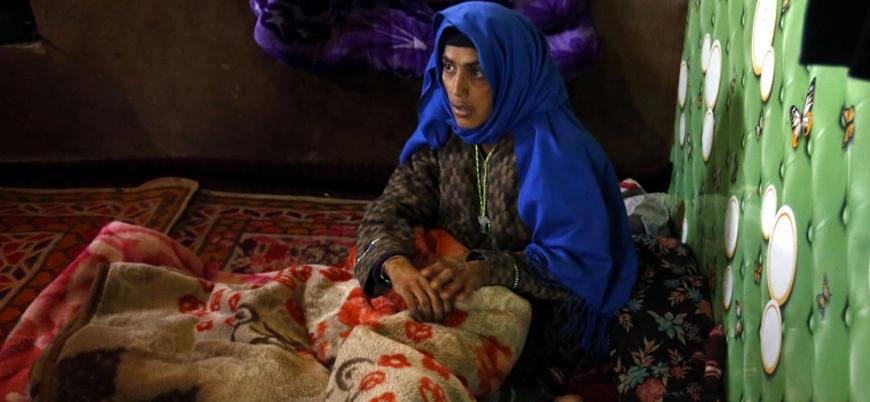 Hint işgali altındaki Keşmir'de kadınların zorlu 'doğum yolculuğu'