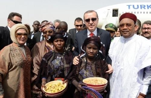 Türkiye'nin Afrika Kıtasındaki Nüfuzu