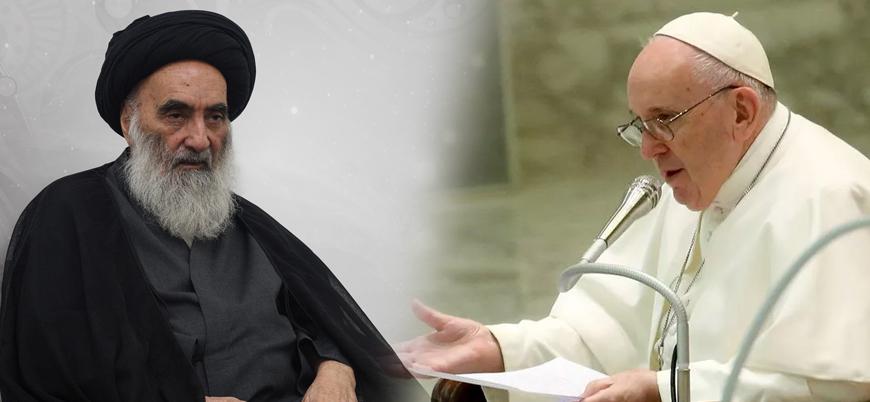 Papa, Şii lider Sistani ile görüşecek