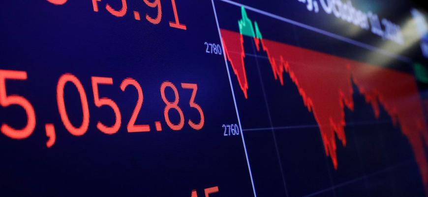 ABD ekonomisi 2020'de yüzde 3,5 küçüldü