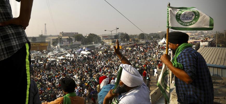 Hindistan'daki çiftçi protestolarının sebebi ne?