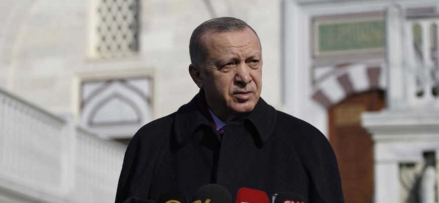 Erdoğan'dan Çavuşoğlu-Dendias gerilimi yorumu: Dışişleri Bakanımız haddini bildirdi