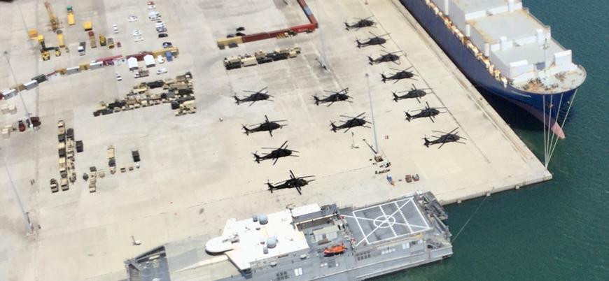 ABD, Türkiye-Yunanistan sınırındaki Dedeağaç'taki askeri varlığını artırıyor