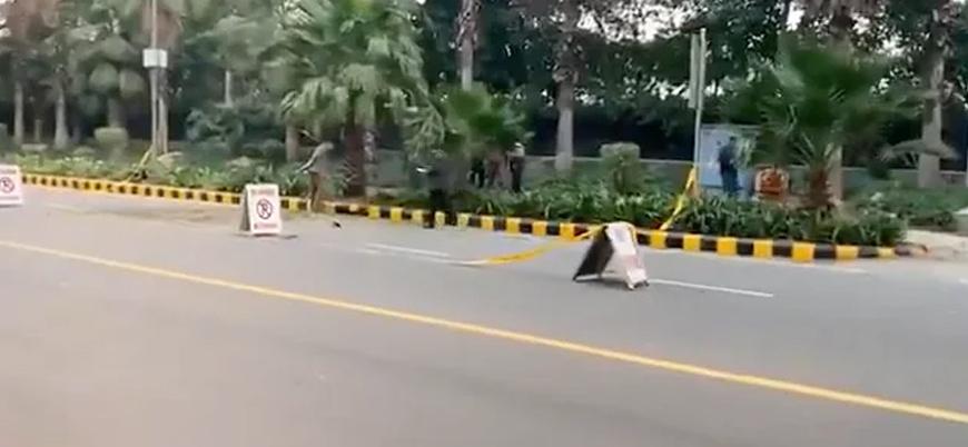 Hindistan'da İsrail Büyükelçiliği önünde patlama