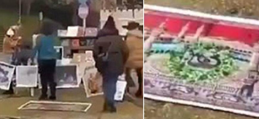Boğaziçi Üniversitesi'nde Kabe fotoğrafının ayaklar altına alınmasına dair soruşturmada istenen ceza belli oldu