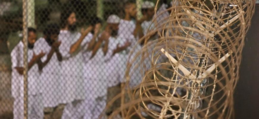 Eski Guantanamo mahkumlarından Biden'a açık mektup: Cezaevini kapatın!