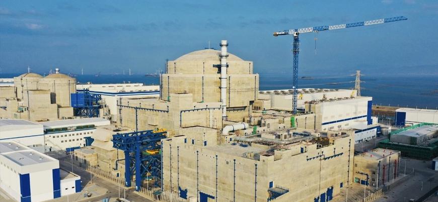 Çin'in Hualong 1 nükleer reaktörü üretime başladı