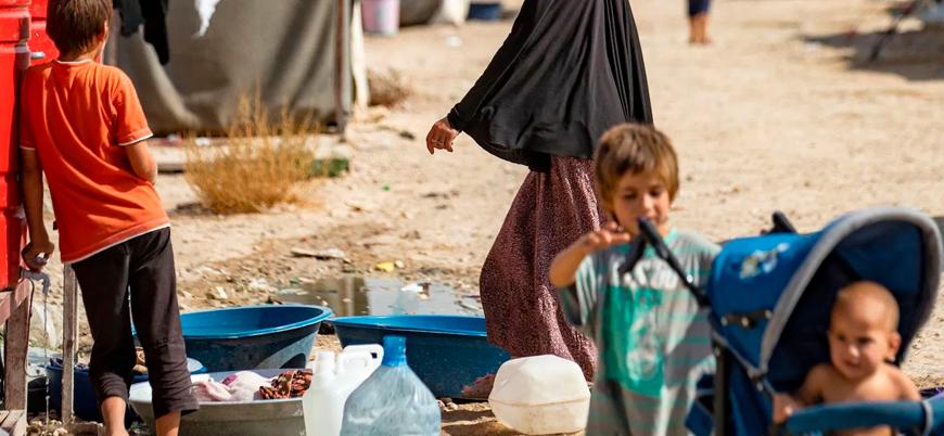 """""""Suriye'deki kamplarda 27 bin yabancı çocuk var"""""""