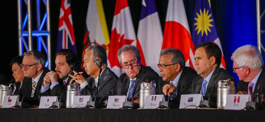 İngiltere Trans-Pasifik Ortaklığı Ticaret Paktı'na katılmak istiyor