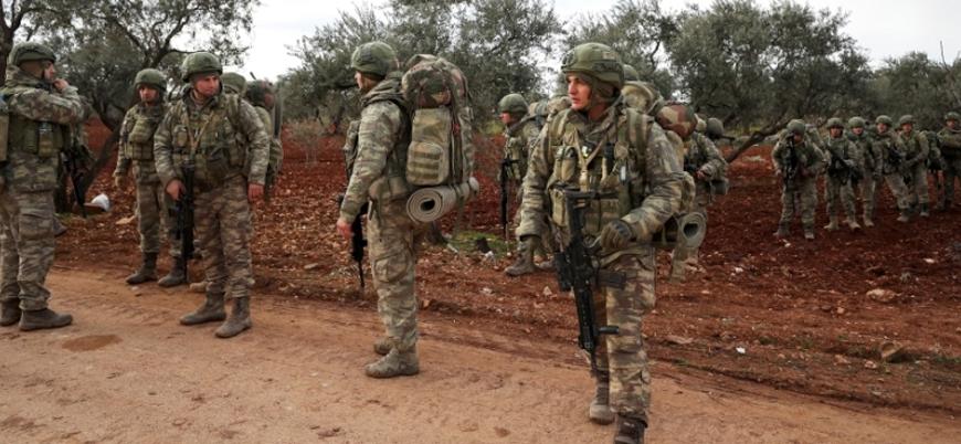 İdlib'de Türk askerlerine saldırı