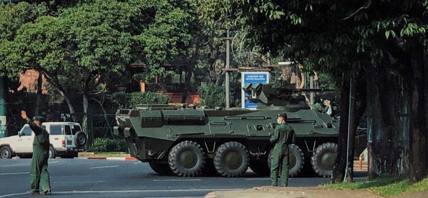 Myanmar'daki darbeye ABD'den tepki