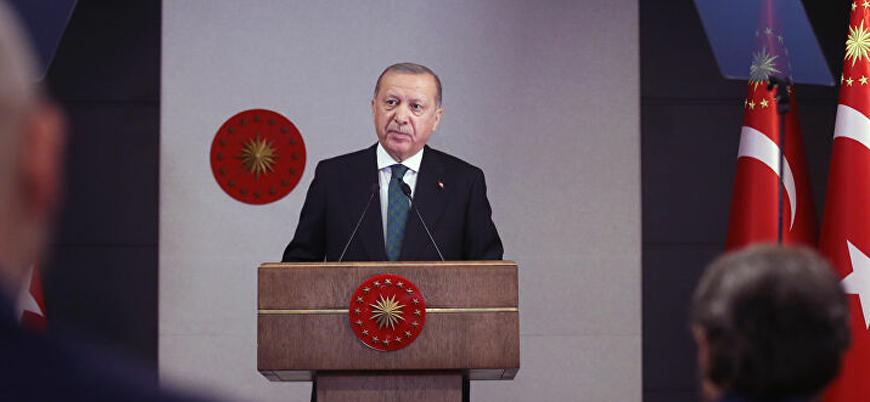 """""""Erdoğan'ın yeni anayasa önerisinde iki kırmızı çizgisi var"""""""