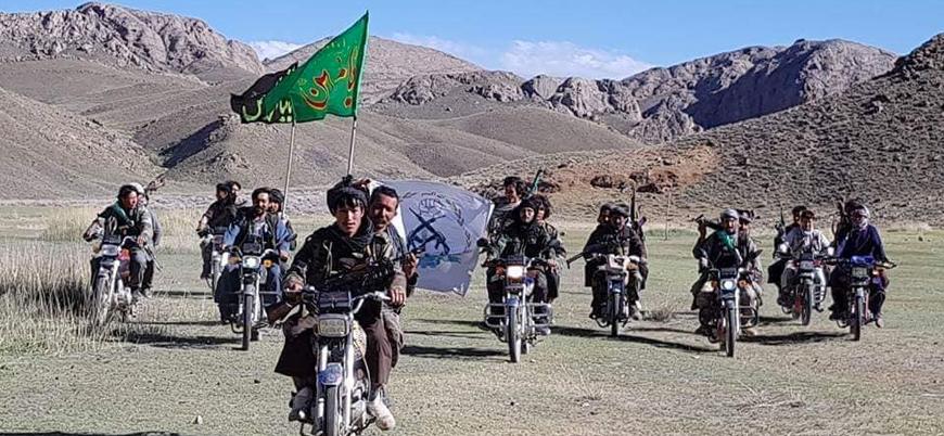 İran destekli Şii milisler Afganistan'da bir ilçeyi ele geçirdi