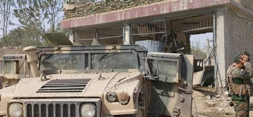 Afganistan'da askeri üsse bombalı araç saldırısı