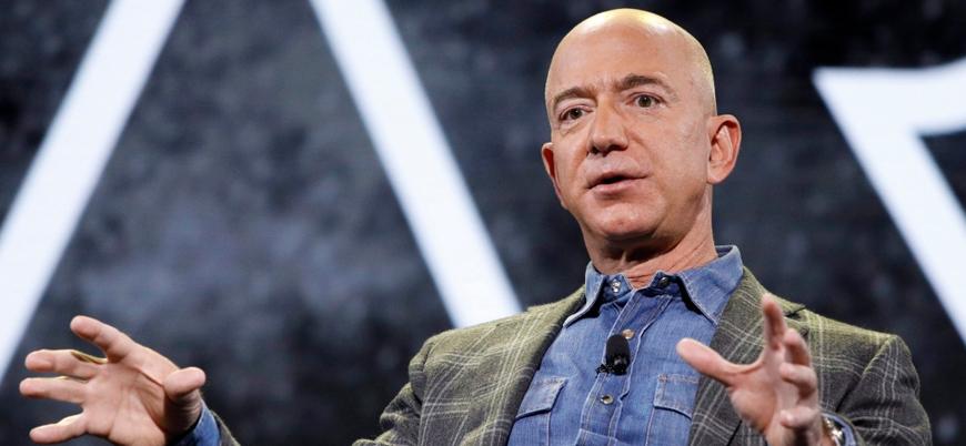 Amazon CEO'su Jeff Bezos görevi bırakıyor