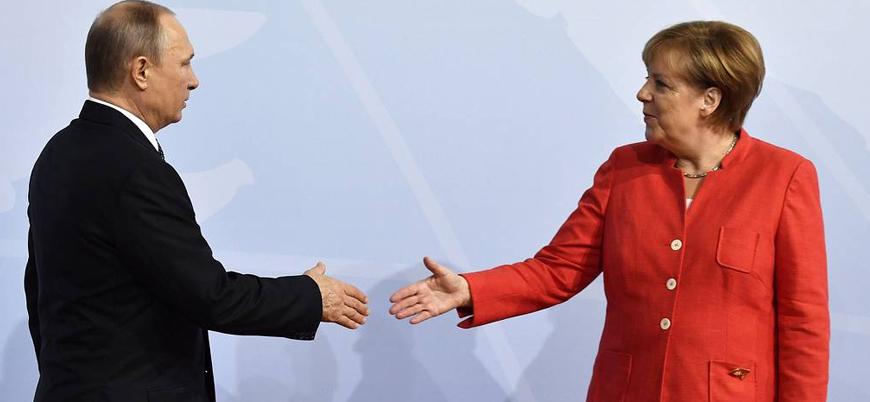 Merkel: Rus aşısı kullanabiliriz