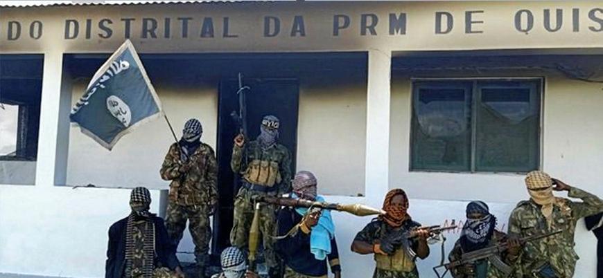Mozambik'teki IŞİD yapılanması