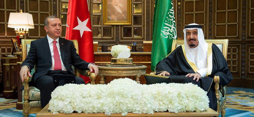 """""""BAE ve Suudi Arabistan Türkiye ile ilişkileri düzeltme arayışında"""""""