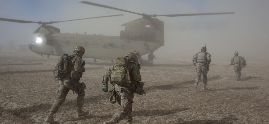 Kongre'nin çalışma grubundan Biden yönetimine tavsiye: 'Afganistan'dan çekilmeyelim'