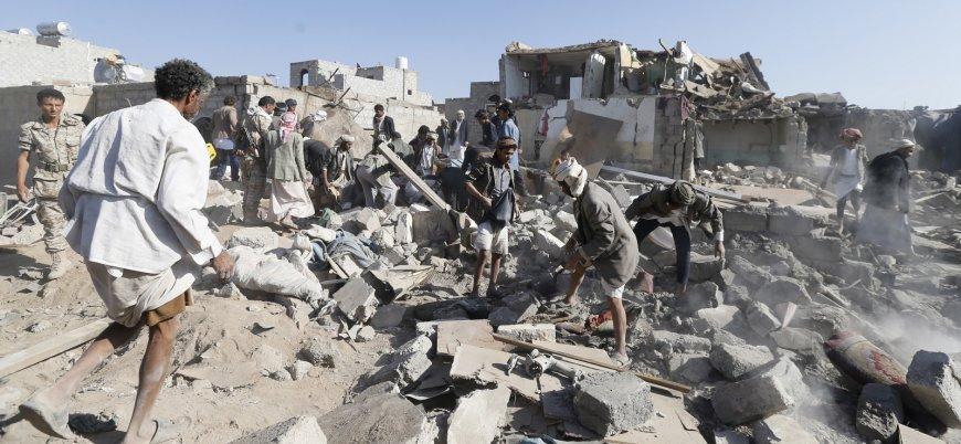 ABD Yemen'de Suudi Arabistan'a desteğini sonlandırıyor