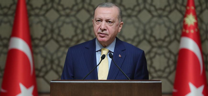 Erdoğan: Yürekleri yetse 'Cumhurbaşkanı istifa etsin' diyecekler
