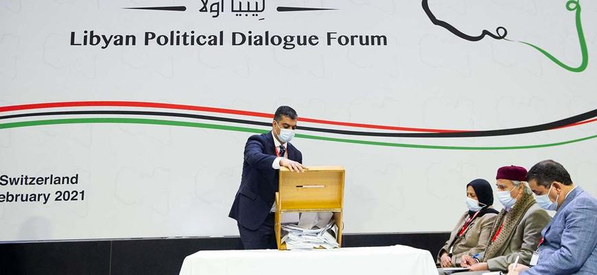 Libya'da geçiş hükümeti üzerinde uzlaşı sağlandı
