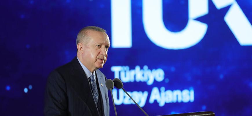 Erdoğan: İnşallah Ay'a gidiyoruz