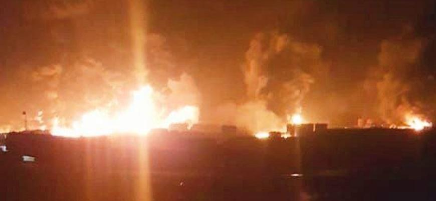Rusya ve YPG'nin hedefindeki El Bab, balistik füzelerle vuruldu