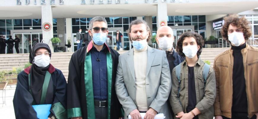 Edirne'de 'Habil Mert davasında' mütalaa geri çekildi, dava ertelendi