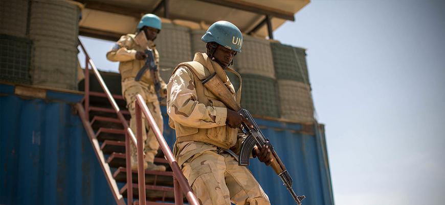 Mali'de BM güçlerine saldırı: En az 20 asker yaralandı