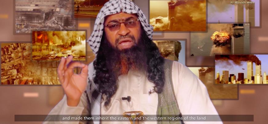 Yakalandığı iddia edilen El Kaide'nin Yemen lideri Batarfi video yayınladı