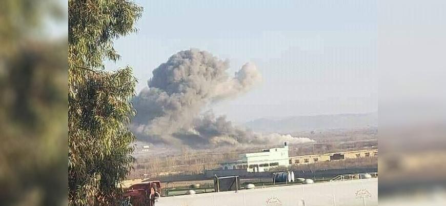 Kandahar'da askeri üsse bombalı araç saldırısı