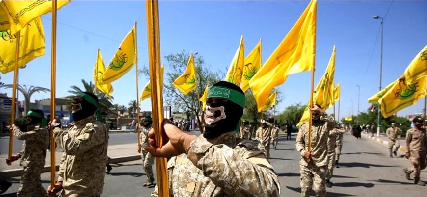 İran destekli Şii milis grup Nuceba Hareketi Türkiye'yi tehdit etti