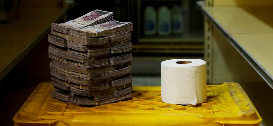 Venezuela'da enflasyon yüzde 3000'e yaklaştı