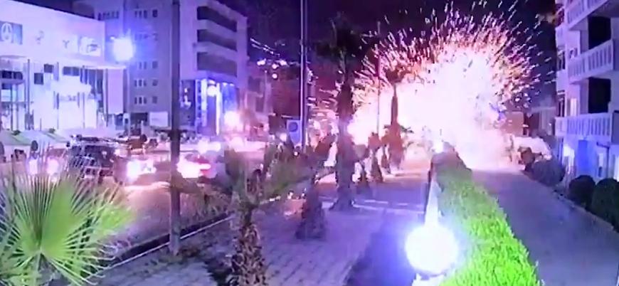 İran destekli Şii milisler Erbil'i bombaladı