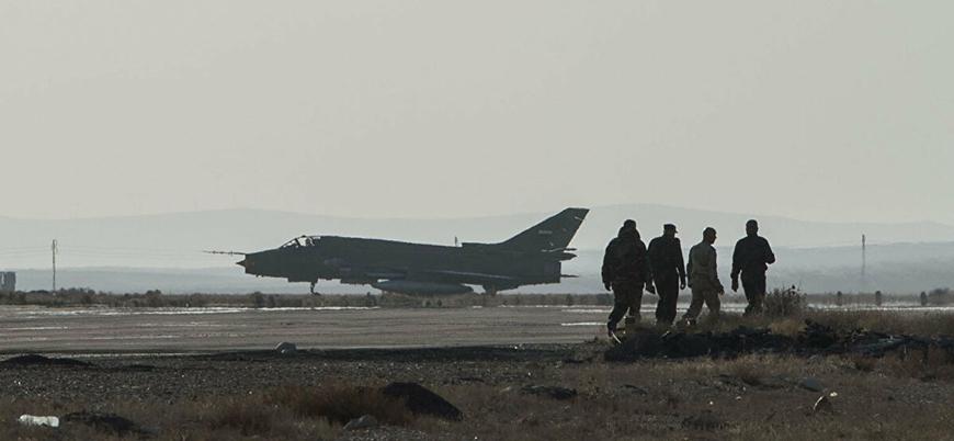 İran ile gerilim yaşanmıştı: Rusya Suriye'de stratejik T-4 üssünden çekildi