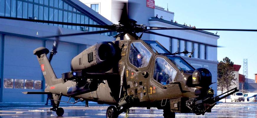 Emniyet Genel Müdürlüğü ilk ATAK helikopteri teslim aldı