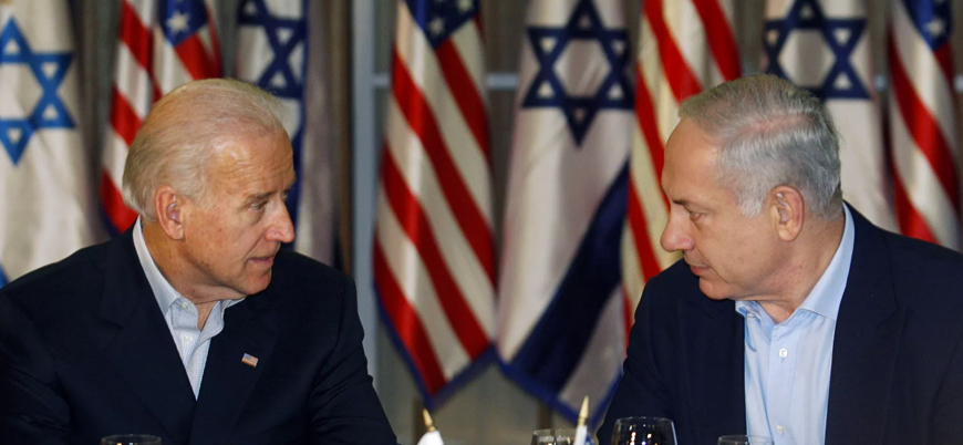 Biden ile Netanyahu telefonda görüştü