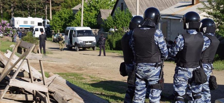 Kırım'da Rus güçleri 5 Kırım Tatarı'nı tutukladı